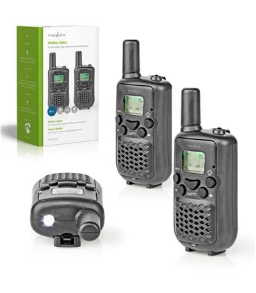 Intercomunicadores PMR 446 Sem Fios 8 Canais - MXWLTK0500BK