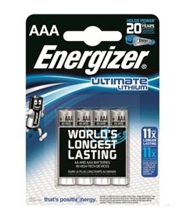Pack 4 Pilhas LR3 Litio Energizer - 1694FR3