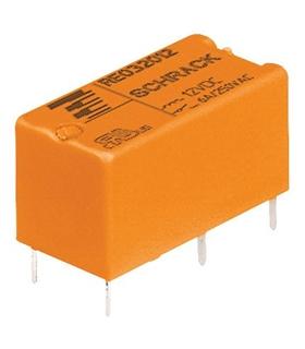 RE034012 - Rele, SPST-NO, 12VDC, 6A - RE034012
