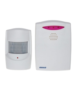 Mini Alarme com Sensor de Movimento PIR sem fios - ORMA705