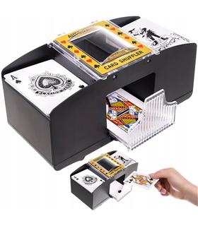 SHUFFLER-01 - Baralhador Automático de Cartas - SHUFFLER-01