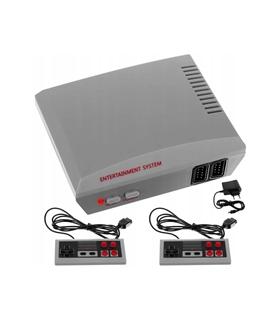 GAMEBOX256 - Consola Jogos, 256 Jogos, 2 Comandos - GAMEBOX256