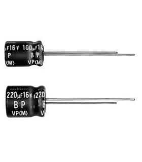 Condensador Electrolitico 10uF 63V Rubycon #2 - 351063R