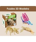 Puzzle 3d Madeira