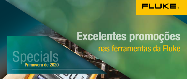 Folheto Fluke Specials 2020